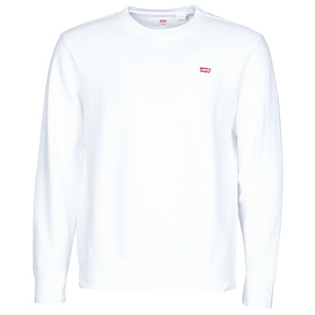 Clothing Men Sweaters Levi's NEW ORIGINAL CREW White