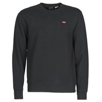 Clothing Men Sweaters Levi's NEW ORIGINAL CREW Black