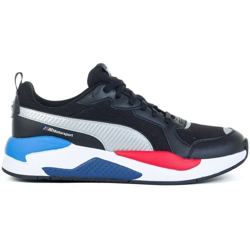 Shoes Men Low top trainers Puma Bmw Mms Xray Black, Blue, Silver