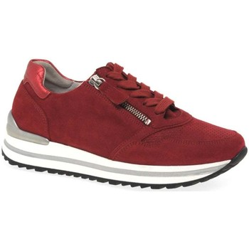 Shoes Women Low top trainers Gabor Nulon Womens Trainers red