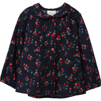 Clothing Girl Tops / Blouses Carrément Beau Y95234 Blue