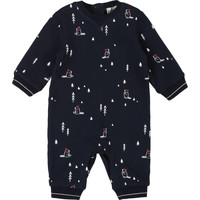 Clothing Boy Jumpsuits / Dungarees Carrément Beau Y94187 Blue