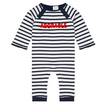Clothing Boy Jumpsuits / Dungarees Carrément Beau Y94188 Multicolour