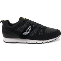 Shoes Men Low top trainers Pme Legend Glider Black Black