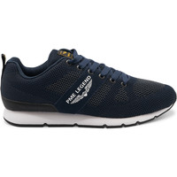Shoes Men Low top trainers Pme Legend Glider Navy Blue
