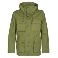 Clothing Men Parkas Scotch & Soda POCKET MILITARY Kaki