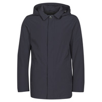 Clothing Men Parkas Scotch & Soda PARKA JACKET Marine