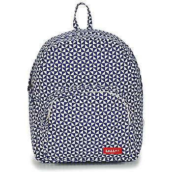 Bags Children Rucksacks Bakker Made With Love BACKPACK MINI CANVAS Blue