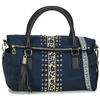 Bags Women Handbags Desigual NEW BRIGHT ROCK LOVERTY Blue / Petrol