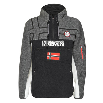 Clothing Men Fleeces Geographical Norway RIAKOLO Black