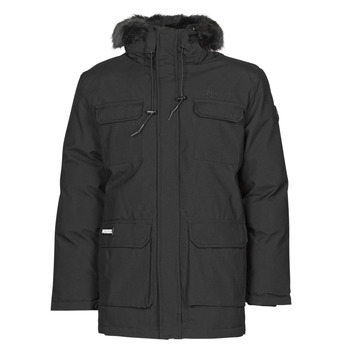 Clothing Men Parkas Geographical Norway BATNA Black