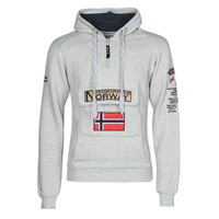 Clothing Men Sweaters Geographical Norway GYMCLASS Grey / Mix