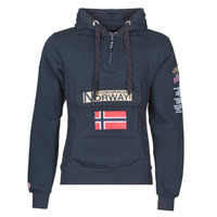 Clothing Men Sweaters Geographical Norway GYMCLASS Marine
