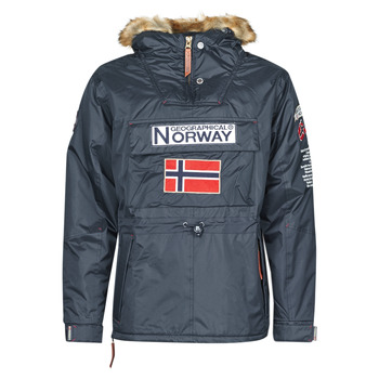 Clothing Men Parkas Geographical Norway BARMAN Marine