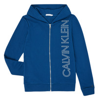 Clothing Boy Sweaters Calvin Klein Jeans IB0IB00668-C5G Blue