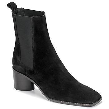 Shoes Women Ankle boots Jonak BERGAMOTE Black