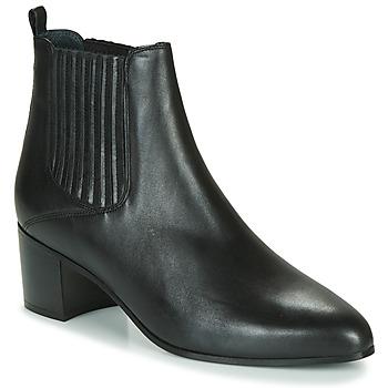 Shoes Women Ankle boots Jonak DEBINA Black