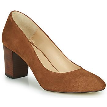 Shoes Women Heels Jonak VULCANE Brown