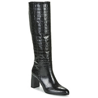 Shoes Women High boots Jonak DEBANUM Black