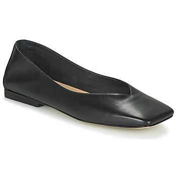 Victorian Boots & Shoes – Granny Boots & Shoes Jonak  DOATE  womens Shoes Pumps  Ballerinas in Black £94.35 AT vintagedancer.com