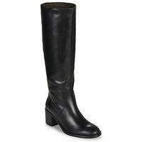 Shoes Women High boots Jonak MAMELI Black