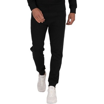 Clothing Men Tracksuit bottoms Luke 1977 Rome Joggers black