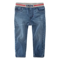 Clothing Boy Skinny jeans Levi's PULL-ON SKINNY JEAN Blue