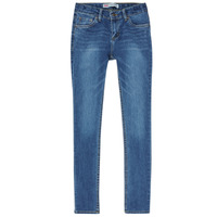 Clothing Boy Skinny jeans Levi's SKINNY TAPER JEANS Blue
