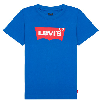 Clothing Boy Short-sleeved t-shirts Levi's BATWING TEE Blue
