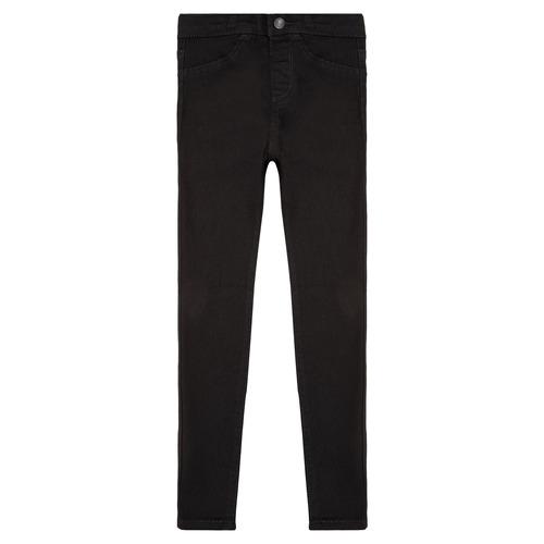 Clothing Girl Leggings Levi's PULL-ON LEGGINGS Black