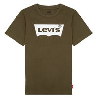 Clothing Boy Short-sleeved t-shirts Levi's BATWING TEE Kaki