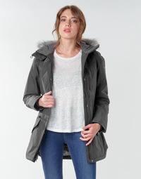 Clothing Women Parkas Columbia CARSON PASS II JACKET Grey