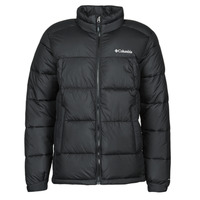 Clothing Men Duffel coats Columbia PIKE LAKE JACKET Black