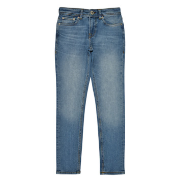 Clothing Boy Slim jeans Jack & Jones JJILIAM Blue
