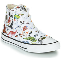 Shoes Children Hi top trainers Converse CHUCK TAYLOR ALL STAR - SCIENCE CLASS White / Multicolour