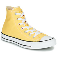 Shoes Women Hi top trainers Converse CHUCK TAYLOR ALL STAR - HI Yellow