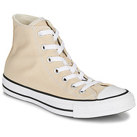 Shoes Women Hi top trainers Converse CHUCK TAYLOR ALL STAR - SEASONAL COLOR Beige