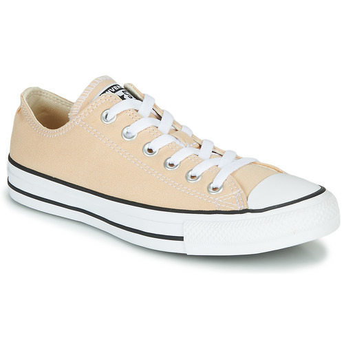 Shoes Women Low top trainers Converse CHUCK TAYLOR ALL STAR - SEASONAL COLOR Beige