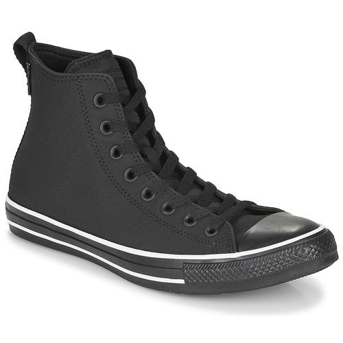 Shoes Men Hi top trainers Converse CHUCK TAYLOR ALL STAR - UTILITY Black