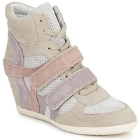 Shoes Women Hi top trainers Ash BIXI Pink / Purple / Grey