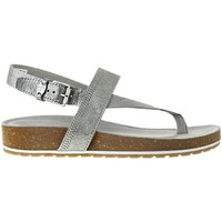 Shoes Women Sandals Timberland Malibu Waves Silver