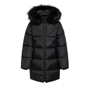 Clothing Girl Duffel coats Only KONMONICA Black