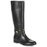 Shoes Women High boots Lauren Ralph Lauren BAYLEE Black