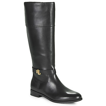 Shoes Women High boots Lauren Ralph Lauren BAYLEE Black