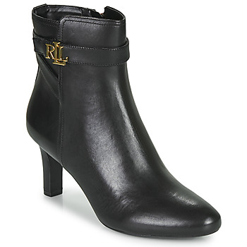 Shoes Women Ankle boots Lauren Ralph Lauren ARIANNE Black