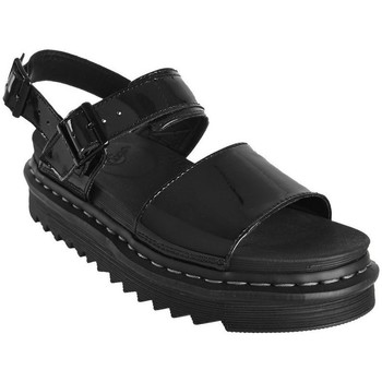 Shoes Women Sandals Dr Martens Voss Black
