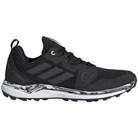 Shoes Men Running shoes adidas Originals Terrex Agravic White,Black