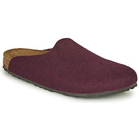 Shoes Women Clogs Birkenstock AMSTERDAM Aubergine