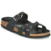 Shoes Women Mules Birkenstock FRANCA Black