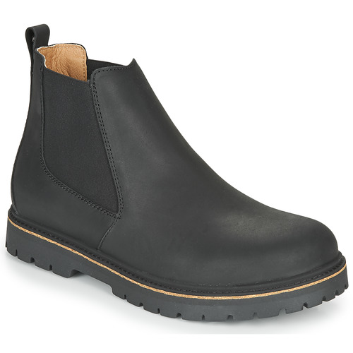 Shoes Men Mid boots Birkenstock STALON Black